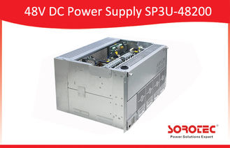 Çin 48V DC Rectifier Modular  Power Supply SP3U-48200 Fabrika