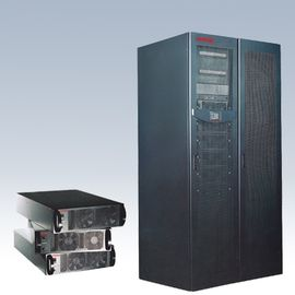 Çin 60HZ 380V Modular UPS with 8 pulse dry contacts output and SNMP adapter for standard mode Fabrika
