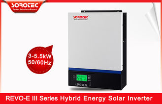 On / Off Grid Serisi Hibrid Güneş Enerjili İnvertör 60A REVO E PLUS 50Hz 60Hz