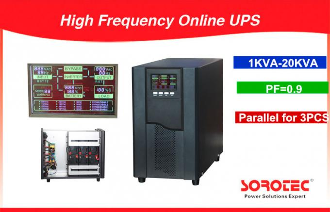 40~70HZ pure sine wave ups Advanced Parallel Technology and Input Topology Design 0